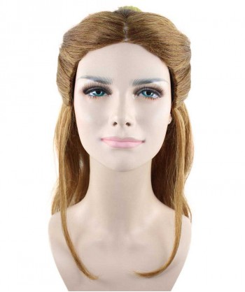 Halloween Party Costume Wig for Cosplay Beauty and The Beast Belle Prestige III HW-1390
