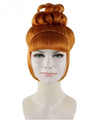 Halloween Party Costume Lucy Wig, Red HW-1436