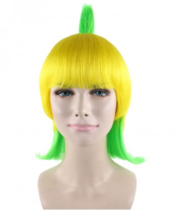 Halloween Party Costume Banana Queen Wig  HW-1602