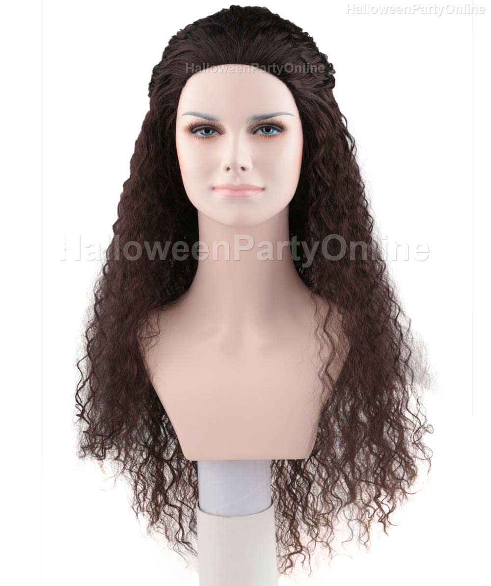 Wig for Polynesian Girl HW-168