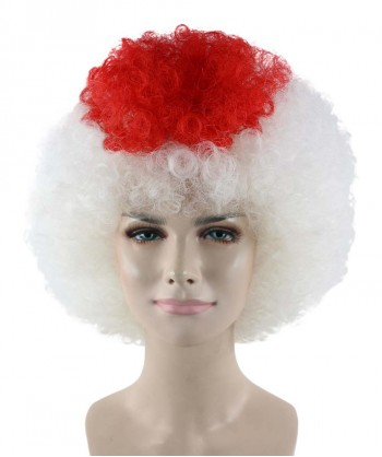 Halloween Party Costume Japan Afro Wig  HW-1692