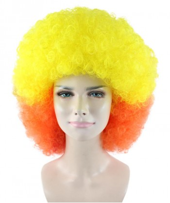 Halloween Party Costume Clown Afro Wig HW-1744