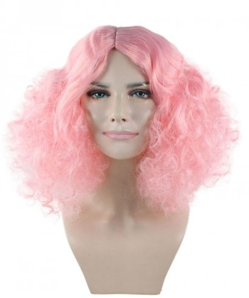 Halloween Party Costume Candy Girl Curly Wig HW-1754