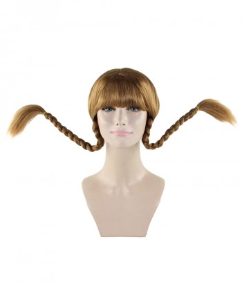 Halloween Party Costume Long Braided Wig HW-1794