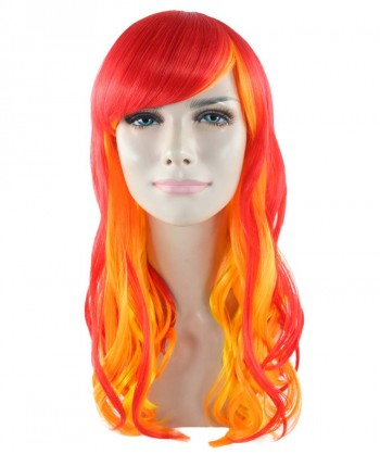 Halloween Party Costume Flame Wig HW-1796