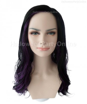 Halloween Party Costume Wig for Cosplay Psylocke HW-191