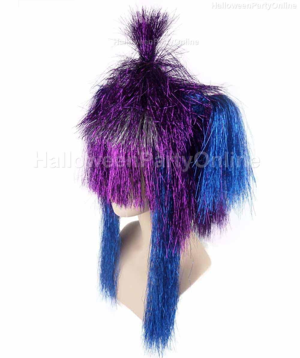 (1-2 Days Dispatch) Wig for Australian Singer Tinsel Party HW-196