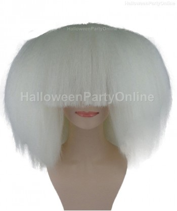Halloween Party Costume Wig for Australian Singer Extra Large HW-197