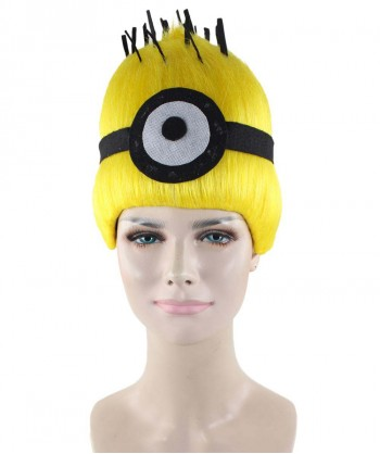 Halloween Party Costume Wig for Cosplay Minions HW-2149