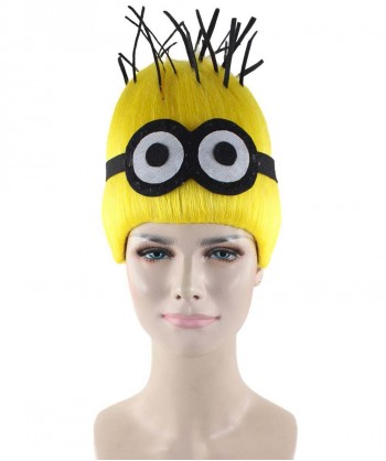 Halloween Party Costume Wig for Cosplay Minions HW-2150