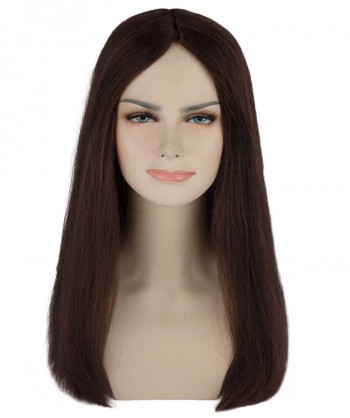 Halloween Party Costume (1-2 Days Dispatch) Brown Witch Wig HW-228