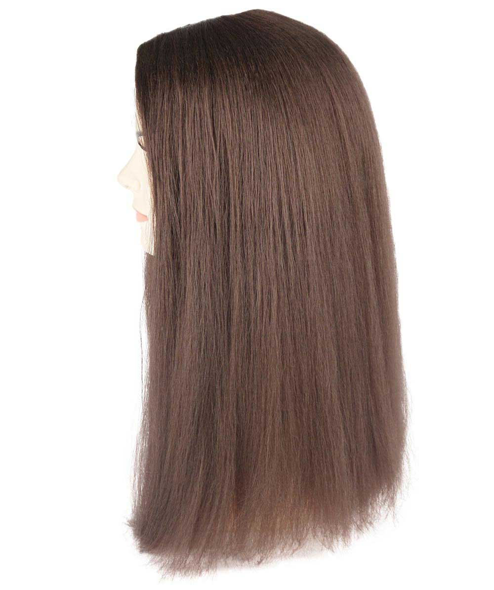 (1-2 Days Dispatch) Brown Witch Wig HW-228