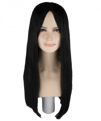 Halloween Party Costume (1-2 Days Dispatch) Black Witch Wig HW-230