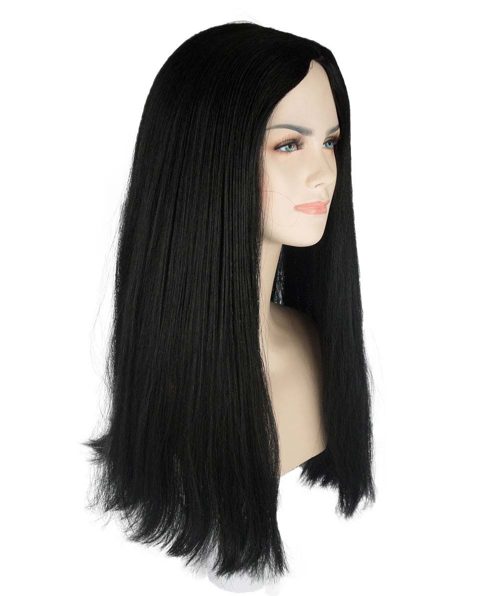 (1-2 Days Dispatch) Black Witch Wig HW-244