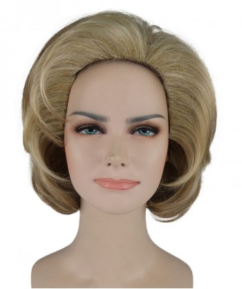Halloween Party Costume (1-2 Days Dispatch) Wig for Clinton II HW-246
