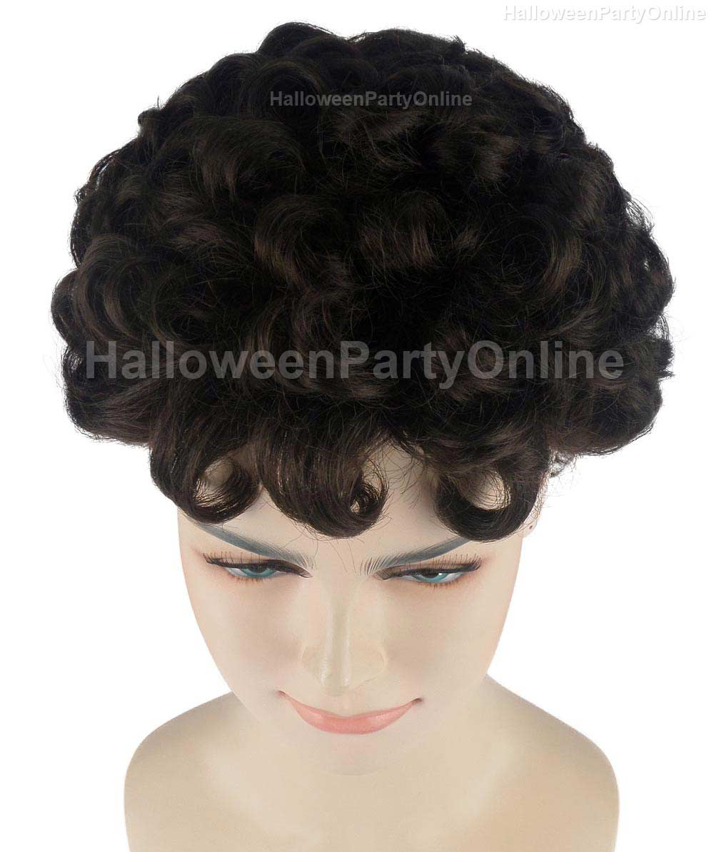 Wig for Cosplay Stork Charcoal HW-272