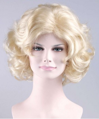 Halloween Party Costume Wig for Actress Monroe III HW-045
