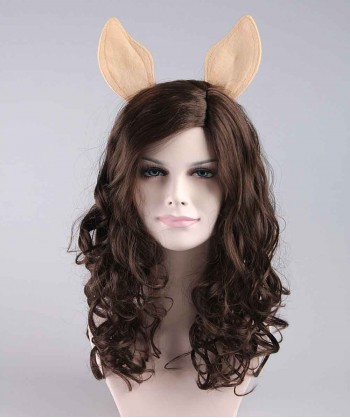 Halloween Party Costume Wig for Cosplay Fiona Troll HW-060