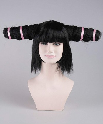 Halloween Party Costume Dark Witch Wig HW-080