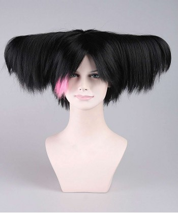 Halloween Party Costume Dark Witch II Wig HW-082