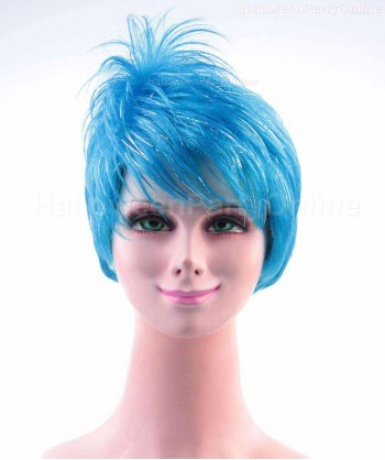 Halloween Party Costume Wig for Cosplay Joy Blue HW-136