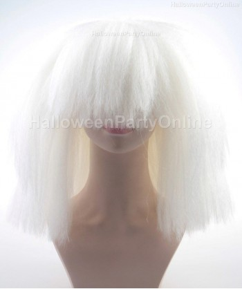 Halloween Party Costume Wig for Australian Singer Large HW-142