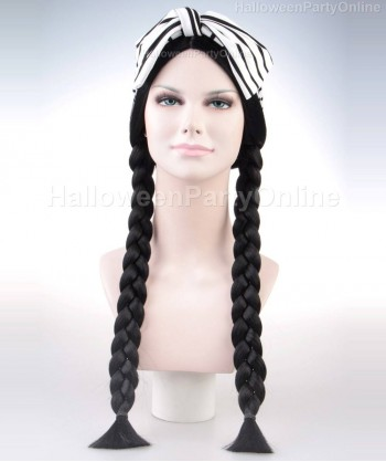 Halloween Party Costume Wig for Singer Perry Headband HW-145