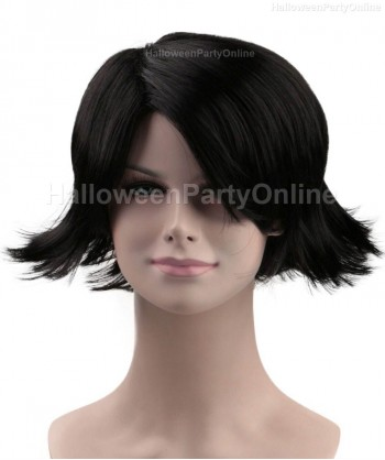 Halloween Party Costume Wig for Cosplay Domino Superhero HW-161