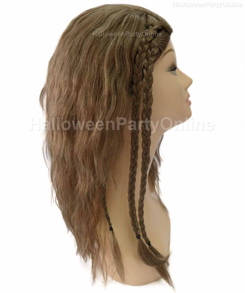 Wig for Cosplay Warrior Huntsman HW-180